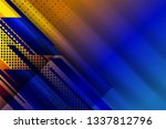 abstract background with... | Shutterstock .eps vector #1337812796