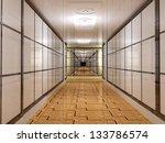 the interior of a modern office. | Shutterstock . vector #133786574