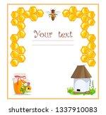 vector sticker design products... | Shutterstock .eps vector #1337910083