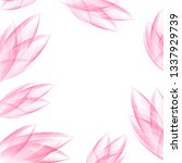 abstract color background | Shutterstock . vector #1337929739