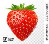 3d realistic isolated vector...   Shutterstock .eps vector #1337979086
