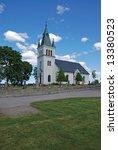 swedish church | Shutterstock . vector #13380523