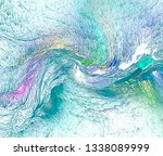 the colors in the series  fancy ... | Shutterstock . vector #1338089999