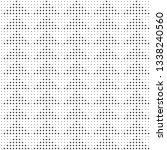 seamless pattern of dots.... | Shutterstock .eps vector #1338240560