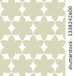 seamless vector pattern.... | Shutterstock .eps vector #1338242600