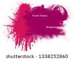 scratch grunge urban background.... | Shutterstock .eps vector #1338252860