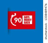 90 days money back sign  ...