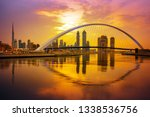 dubai  united arab emirates...   Shutterstock . vector #1338536756