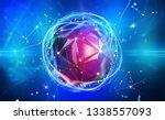 artificial intelligence....   Shutterstock . vector #1338557093