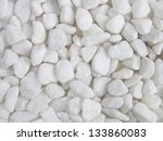 Natural White Marble Stones...