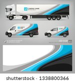 Van  Truck Trailer Wrap Decal...