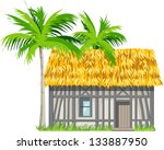 A House With A Thatched Roof...