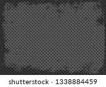 grunge textured background ... | Shutterstock .eps vector #1338884459