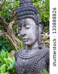 buddha   Shutterstock . vector #133888826