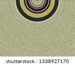 a hand drawing pattern made of... | Shutterstock . vector #1338927170