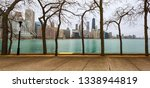 chicago  usa   march 14  2019 ... | Shutterstock . vector #1338944819
