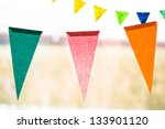 Birthday Flags