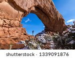 beautiful formation known as... | Shutterstock . vector #1339091876