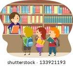 Illustration Of Kids In A...