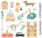 Big Set Of London Symbols ...