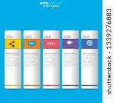 internet security  data... | Shutterstock .eps vector #1339276883