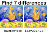 find differences  game for... | Shutterstock . vector #1339331426