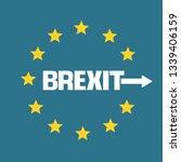 vector political icon sticker... | Shutterstock .eps vector #1339406159