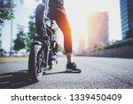 electric urban transportation... | Shutterstock . vector #1339450409