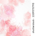 abstract background with...   Shutterstock .eps vector #1339570793