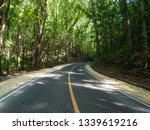 asphalt road in amazing man... | Shutterstock . vector #1339619216