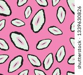 animal print pink pattern | Shutterstock . vector #1339630826