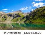 Alpine Lake Called Nassfeld...
