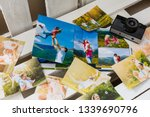 Photo Album With Photos Of...