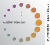 bright abstract background with ...