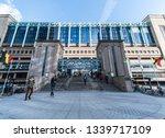 brussels  belgium   03 10 2019  ... | Shutterstock . vector #1339717109