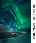 Aurora Borealis Over Little...