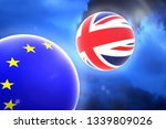 planets of united kingdom and...   Shutterstock . vector #1339809026
