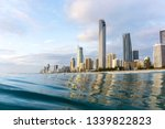 surfers paradise  gold coast ... | Shutterstock . vector #1339822823