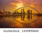 dubai  united arab emirates...   Shutterstock . vector #1339850660
