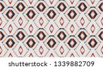 pattern vintage seamless. ... | Shutterstock .eps vector #1339882709