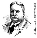 fithugh lee 1835 to 1905 he was ... | Shutterstock .eps vector #1339894490