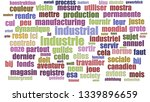Industrie Tag Cloud Aligned...