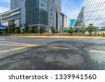 urban traffic road with... | Shutterstock . vector #1339941560