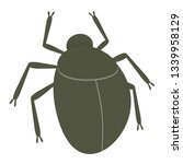 this is a scarab. | Shutterstock . vector #1339958129