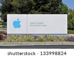 cupertino  ca  usa   september... | Shutterstock . vector #133998824
