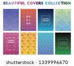 beautiful covers collection.... | Shutterstock .eps vector #1339996670