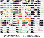 vector abstract geometric... | Shutterstock .eps vector #1340078039