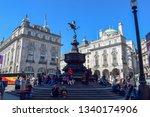 london  england   september 1 ... | Shutterstock . vector #1340174906