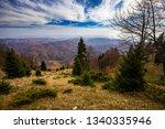 beautiful view from buila... | Shutterstock . vector #1340335946