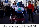 milano  italia   march 15 2019  ... | Shutterstock . vector #1340360243